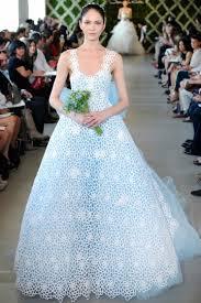 Blue Wedding Dress Blue Wedding Dresses 2014 Unveiled