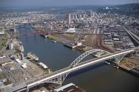 Map Of Portland Or Area by Transportation In Portland Oregon Wikipedia