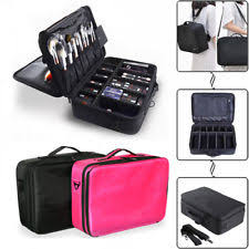 traveling makeup artist makeup bags cases ebay