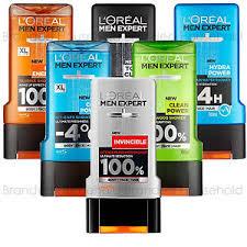 Sho Loreal 3 x loreal l oreal expert shower gel bath hair clean