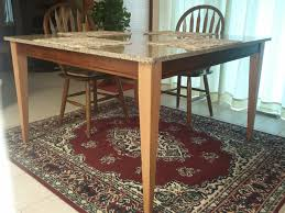 oak wood table legs beautiful dining table supported by tapered oak legs pertaining to