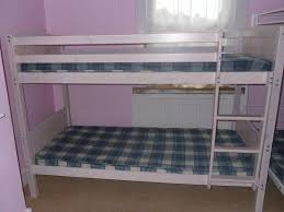 Bunk Bed Argos White Wash Detachable Wooden Argos Bunk Bed With A Trundle Bed