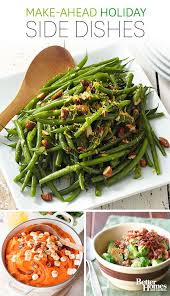find your thanksgiving side dish soul mate green bean