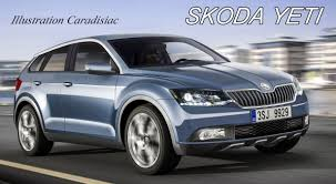 skoda yeti 2018 2019 skoda yeti redesign price and review car 2018 car 2018
