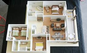 small 3 bedroom house floor plans 50 three 3 bedroom apartment house plans architecture design