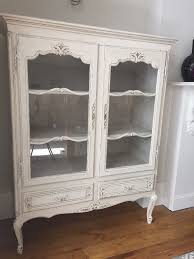 antique vintage shabby chic dresser drinks or display cabinet