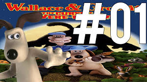 Wallace And Gromit Hutch Wallace And Gromit Curse Of The Were Rabbit Part 1 Tottington