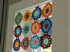 Crochet Valance Curtains Love This Crochet Valance Free Crochet Pattern Crochetholic