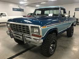 ford thunderbolt ranger 1979 ford f150 4 wheel classics car truck and suv sales