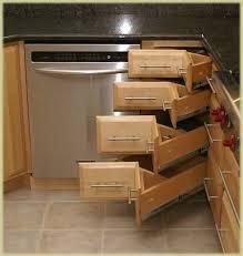 Best Kitchen Ideas Images On Pinterest Home Dream Kitchens - Kitchen cabinets corner drawers