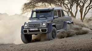 mercedes g class 6x6 mercedes benz prices the 2015 g63 amg 6x6 pickup for europe autoweek