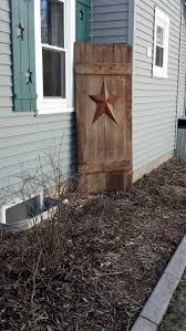 Country Star Home Decor Best 20 Primitive Outdoor Decorating Ideas On Pinterest Outdoor