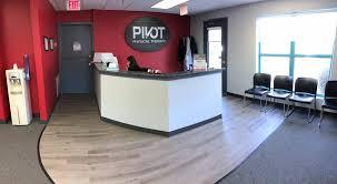 Pivot Interiors San Jose Pivot Physical Therapy Physical Therapy 13247 Executive Park