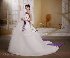 purple white wedding dress white and purple wedding dress with sleeves naf dresses