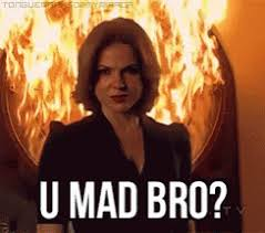 U Mad Bro Meme - you mad bro gifs tenor