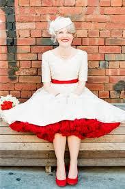 robe de mari e rockabilly est ce que je peux oser le jupon de mariage coloré