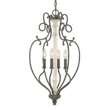 Country French Chandelier by 6 Light Chandelier Capital Lighting Fixture Company