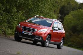 latest peugeot cars peugeot 2008 review 2017 autocar