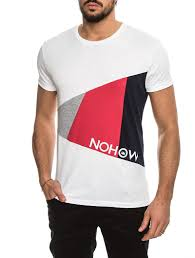 Red White Black Flag Men U0027s Clothing Flag Cotton T Shirt In White Nohow Summer