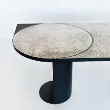magic stone geometric table rooms the future perfect