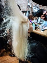 how to bleach hair at home blonde hair tips