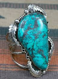 vintage turquoise bracelet images Item 830x super xlg vintage navajo turquoise leaves decorative JPG