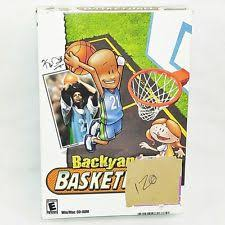 Backyard Basketball Online by Backyard Basketball Video Games Ebay