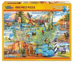 amazon com white mountain puzzles national parks 1000 piece