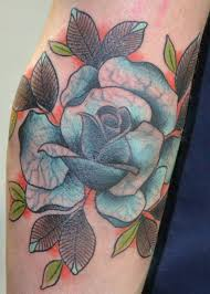 the 25 best blue rose tattoos ideas on pinterest rose tattoo