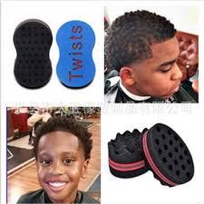 hair twist sponge free shipping 2pc magic hair twist sponge dreads twisting locks