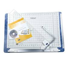 amazon com quiltcut2 all in one fabric cutting system for