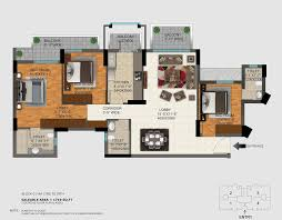 Dlf New Town Heights Sector 90 Floor Plan 100 Dlf New Town Heights Sector 90 Floor Plan Park View