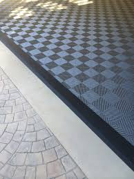 the 4 best choices for garage floor finishes garage floor tile and driveway stone