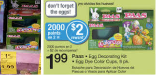 paas easter egg dye paas easter egg dye kits or egg dye color cups only 99 at