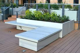 how to build a deck nz bench planter timber seat build nz friendsofhumanity info