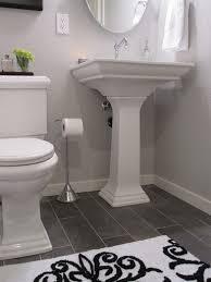 small bathroom tile floor ideas gray and white small bathroom ideas spurinteractive com