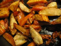 Roast Vegetable Recipe by Honey Roasted Vegetables Eye For A Recipe