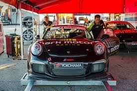 porsche canada mark motors racing