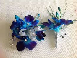 blue corsages for prom 136 best prom corsages images on prom flowers bridal