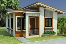 Modern Small House Designs Narrow Modern Small House Cool Small House Design Home Design Ideas