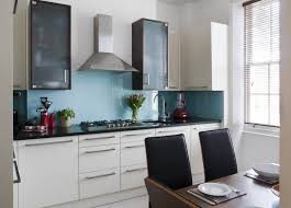 kitchen cabinet door rubber bumpers 75 most ideas white designer kitchen with gloss turquoise splashback