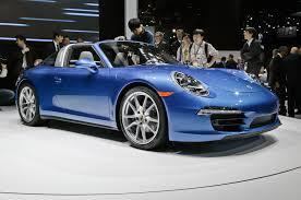 targa porsche 2014 porsche 911 targa first look motor trend