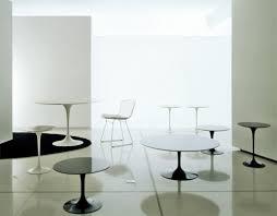 Eero Saarinen Table Saarinen Coffee Table White Laminate Hivemodern Com