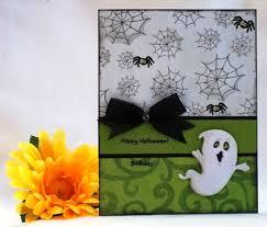 halloween birthday cards u2013 unique homemade greeting card ideas
