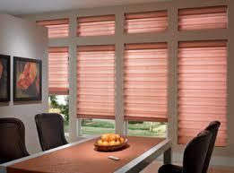 Classic Roman Shades - custom order window treatments baliblinds com