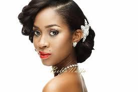 bella naija bridal hair styles our beauty is our crown ezinne akudo more belles in striking