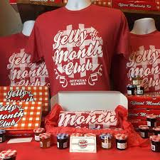 gift of the month club jelly of the month club christmas vacation gifts jelly