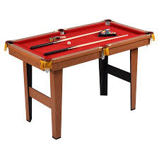 gamepower sports pool table costway 48 mini table top pool table game billiard set cues balls