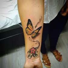 169 most attractive butterfly tattoos small butterfly