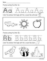 beginning writing worksheets lesupercoin printables worksheets